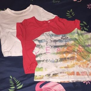 Other - Crop top shirts
